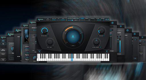 Auto-Tune Unlimited: Antares startet Abo-Modell für alle Plug-ins