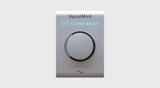 Audified VocalMint Compressor: Ein Regler für drei verschiedene Kompressoren
