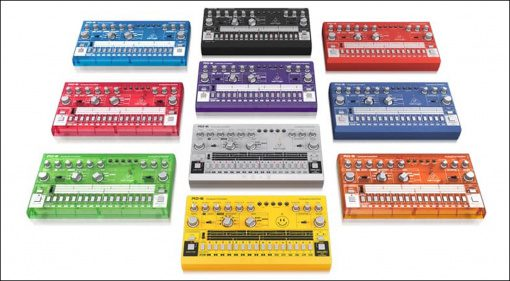Behringer liefert die RD-6 in allen möglichen Farben aus!