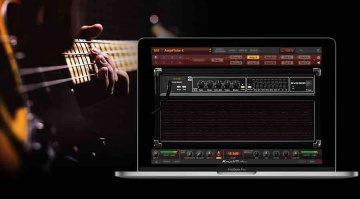 Kostenlos: IK Multimedia AmpliTube SVX Plug-in für kurze Zeit umsonst!