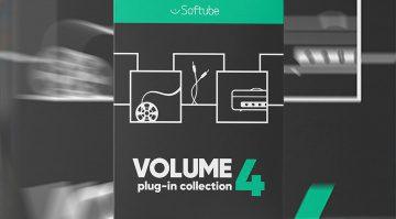 Deal: Softube 50 Prozent August Angebot für Volume 4 und Upgrades