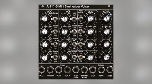 Doepfer A-111-5 Mini Synthesizer Voice