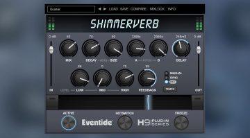 Eventide ShimmerVerb