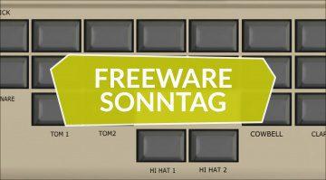 Freeware Sonntag: Piano Pads, T.Rex 64 und Serenity