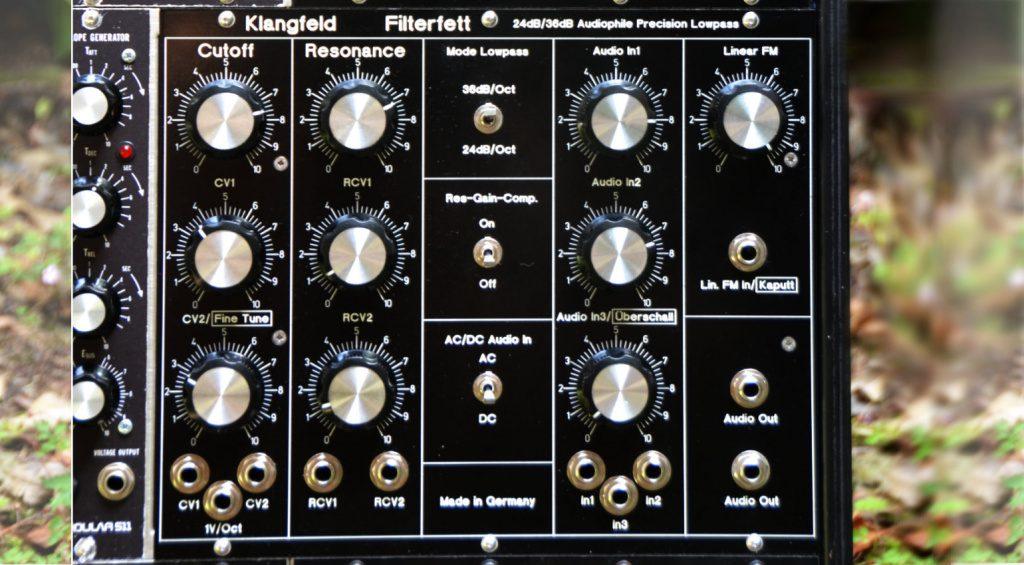 Klangfeld Filterfett