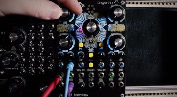 knob technology - dragon fly