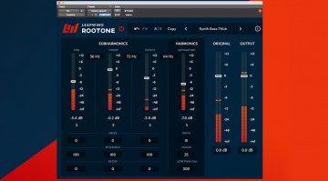 Leapwing RootOne: Multiband-Generator für subharmonische Schwingungen