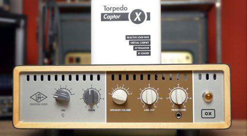 OX vs. Torpedo Captor X