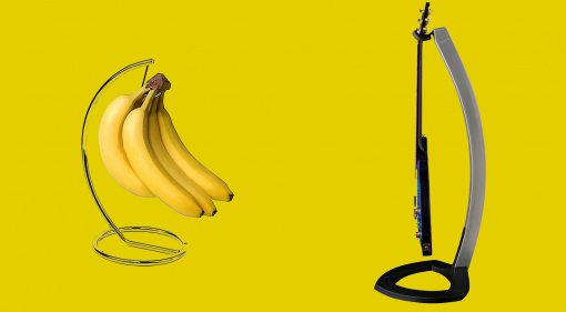 PRS Floating Guitar Stand Bananenstaender