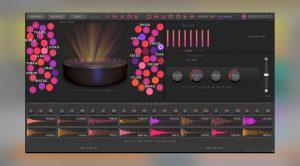 RDGAudio Frame Drummer