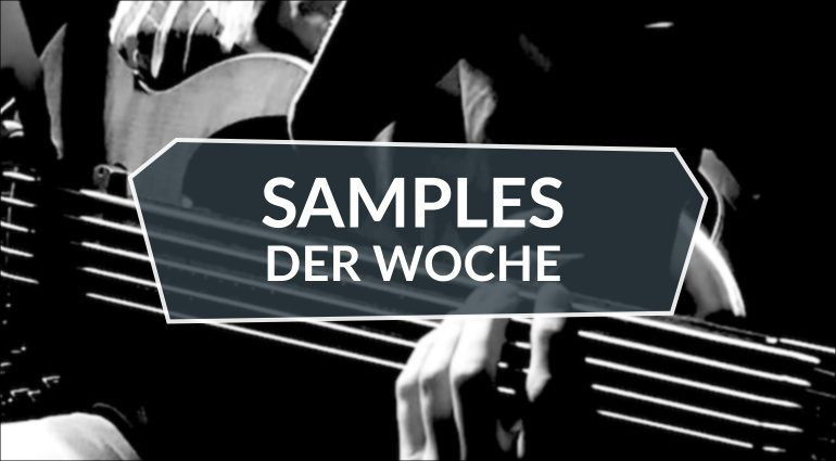 Samples der Woche: Fretless, China Percussion, Bottle Pop