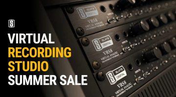 Deal: Slate Digital reduziert den Preis des Virtual Recording Studios um 500 Euro!