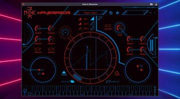 Tracktion MOK Waverazor 2.5 Update integriert PluginGuru Unify und mehr