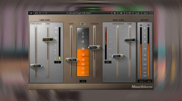 Kostenlos: So könnt ihr das Plug-in Waves Audio MaxxVolume abstauben!