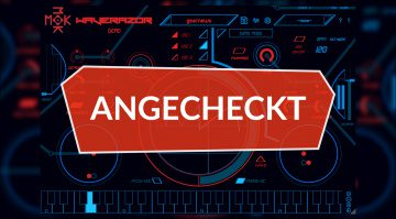 Angecheckt: Tracktion MOK Waverazor