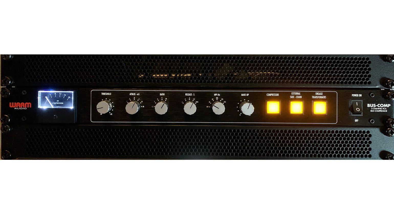 Angecheckt: Warm Audio Bus-Comp 2 Channel VCA Bus Compressor