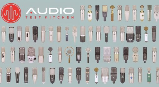 Audio Test Kitchen ATK2.0