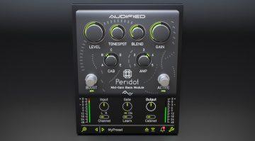 Audified Peridot: ein Multieffekt-Plug-in für Bassisten, die mehr wollen