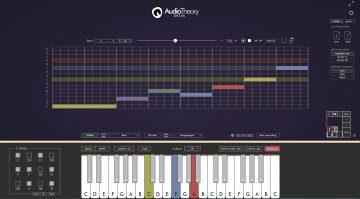 AudioTheory Grids: Moderner Sequencer trifft klassische Harmonielehre für unter 8€