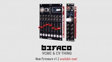 Befaco VCMC Firmware 1.2