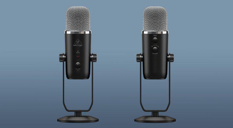 Behringer Bigfoot USB-Mikrofon