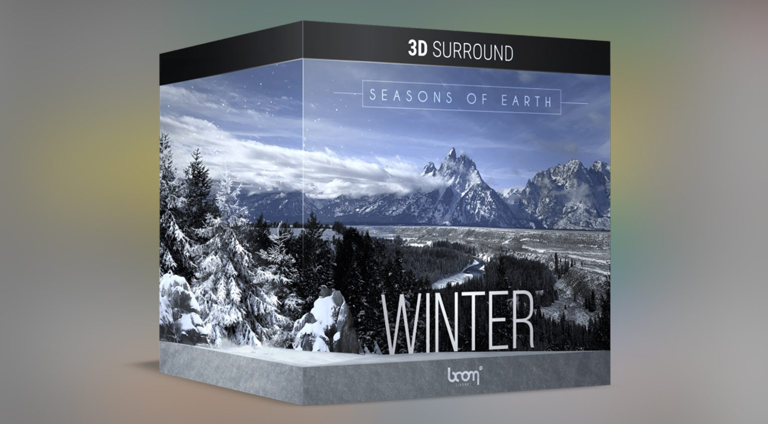 Boom Library Seasons of Earth Winter