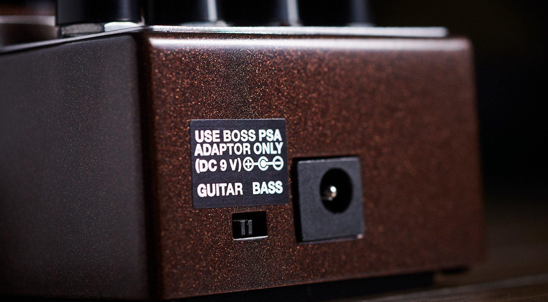 Boss OC-5 Bass Gitarre