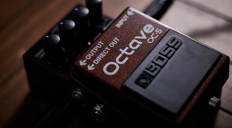 Boss OC-5 Teaser