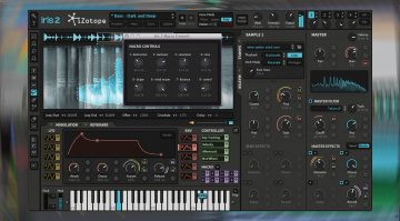 Deal: iZotope Iris 2 Synthesizer Mega-Deal für unter 10 Euro!