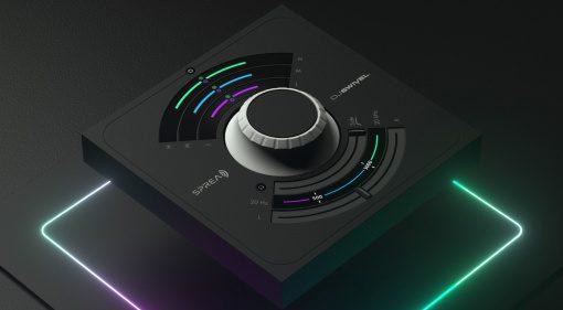 DJ Swivel Spread: Stereo-Spreading mit drei Bänder in einem Plug-in
