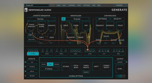 Eventide/Newfangled Audio Generate
