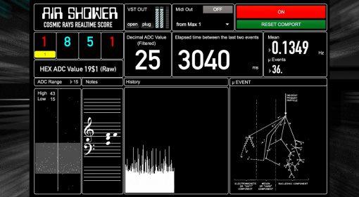 Giorgio Sancristoforo lässt mit Cosmic Rays vollautomatisch komponieren