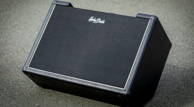 Harley Benton G212A-FR Active Cabinet Front