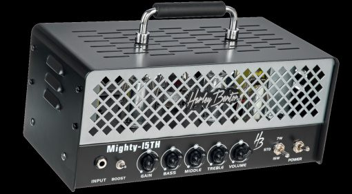 Harley Benton Mighty-15TH Amp Front Teaser