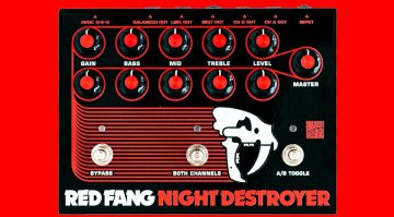 Hilbish Design Red Fang Night Destroyer 1