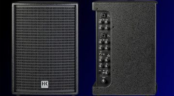 Party ohne Ende dank Hot-Swap-Akku: HK AUDIO MOVE 8 Speaker