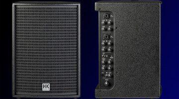 Party ohne Ende dank Hot-Swap-Akku: HK AUDIO MOVE 8 Speaker