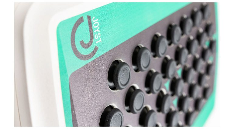 Joyst JV-1: zocken oder komponieren mit dem Gamer-style Joystick MIDI-Controller