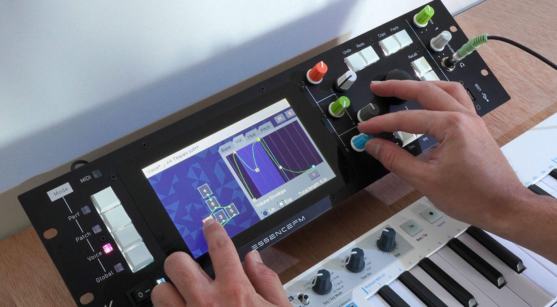 Kodamo EssenceFM Synthesizer