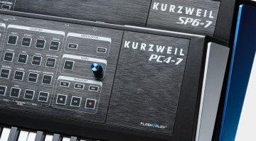 Kurzweil PC4-7 und SP6-7