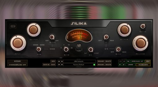 Kush Audio Silika: ein Software-Kompressor kann sehr analog klingen!