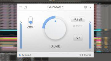 Letimix GainMatch Plug-in zeigt das wahre Können eines Plug-in-Effekts