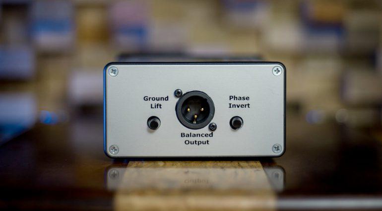 Lightning Boy Audio TI Box