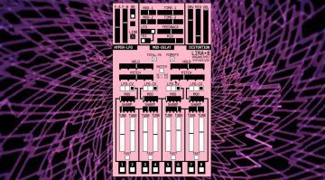 Kostenlos: Mike Moreno Lira-8 Plug-in - die SOMA Labs Lyra-8 Emulation
