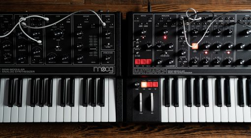 Moog Dark Series