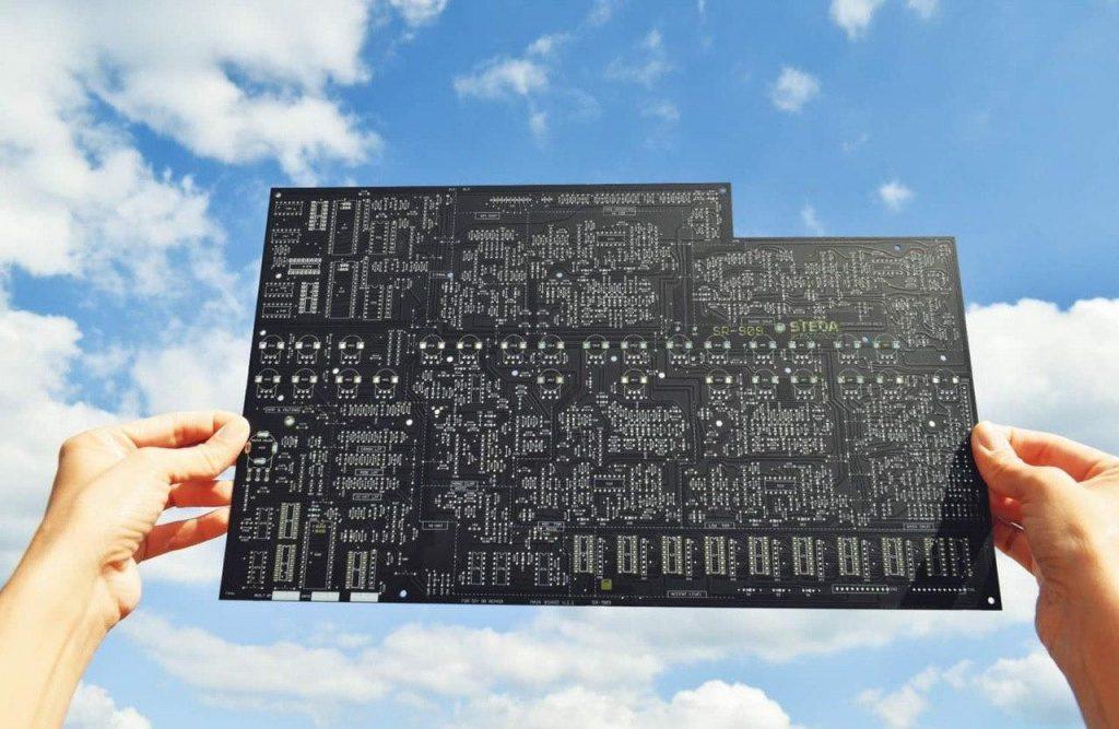 Motherboard SR909