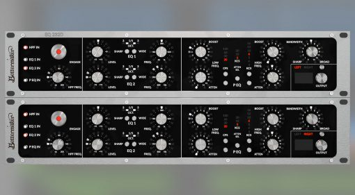 Plugin Alliance Bettermaker EQ232D