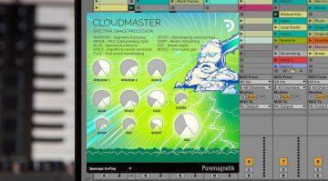 Puremagnetik Cloudmaster: Spectral Space Processor für mehr Atmosphäre