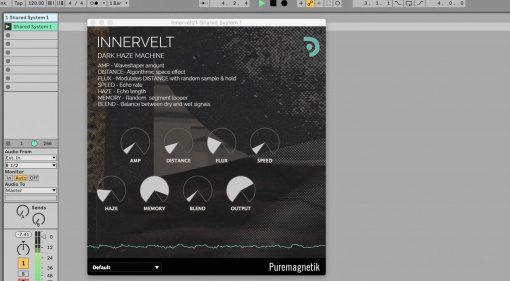 Puremagnetik verschenkt Innervelt Plug-in mit Musikstück des Entwicklers