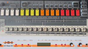 Behringer RD-8, Roland TR-909 & Jomox AiRBase99